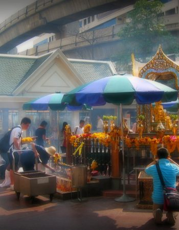 Erawan Shrine – Bangkok