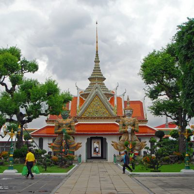 Wat Arun – Bangkok