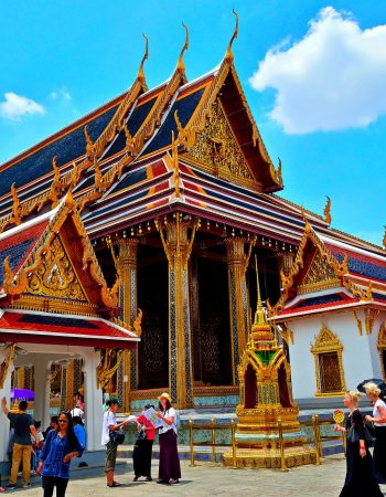 The Grand Palace and the Temple of the Emerald Buddha – Bangkok