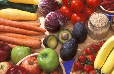 fruits vegetables vitamins