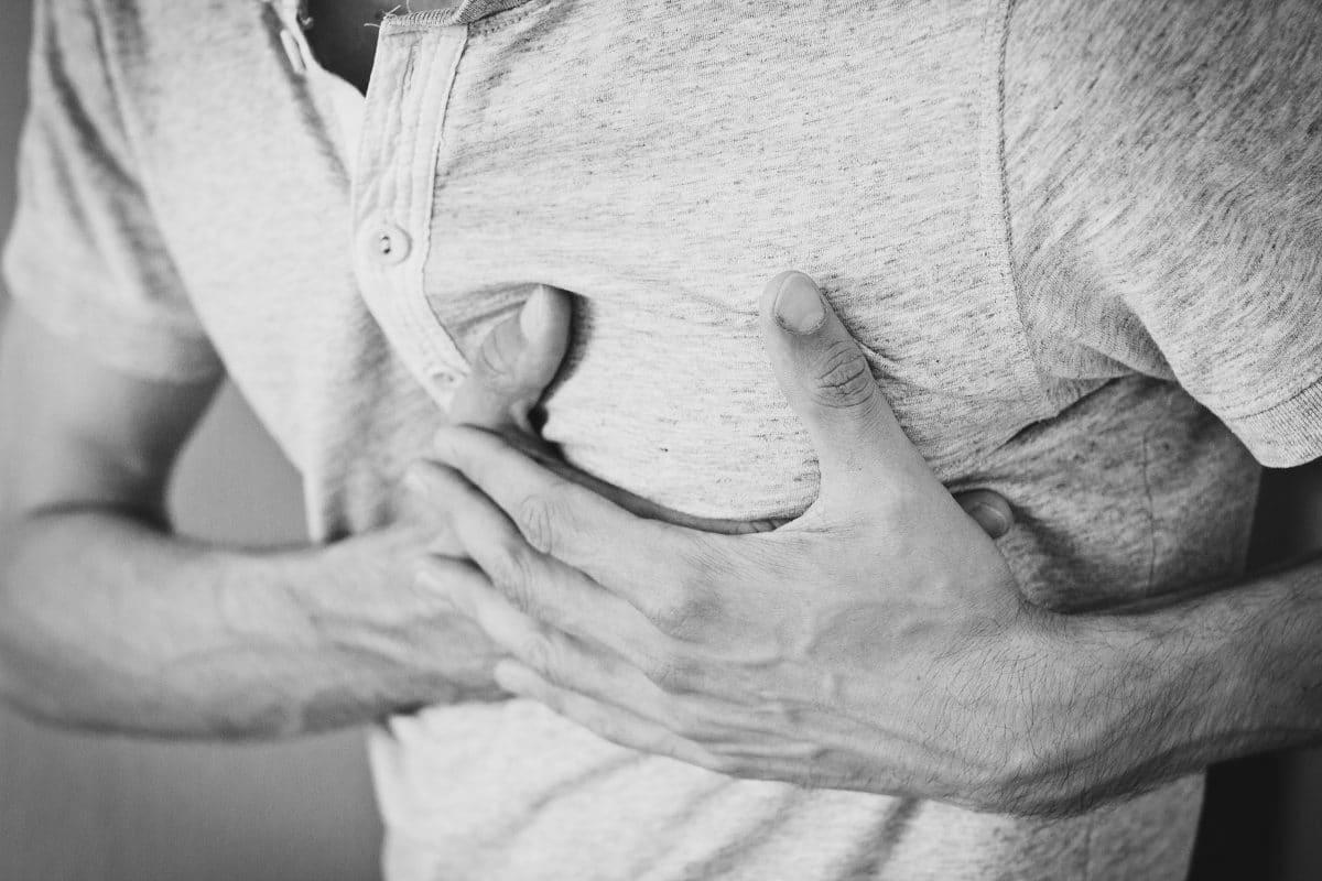 chest pain heart