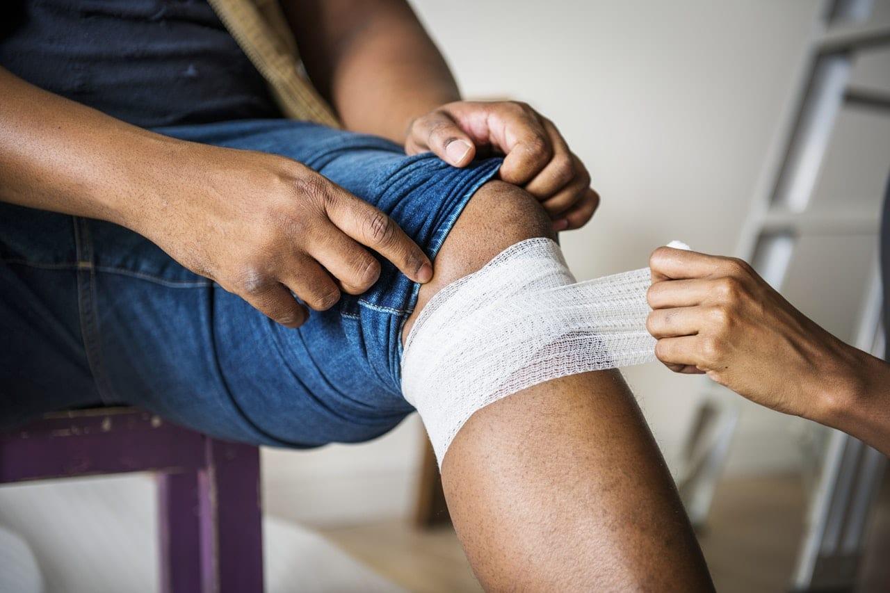 knee trauma