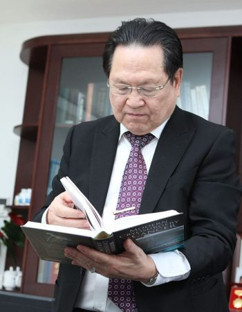 Prof Dr Xu Kecheng – Guangzhou