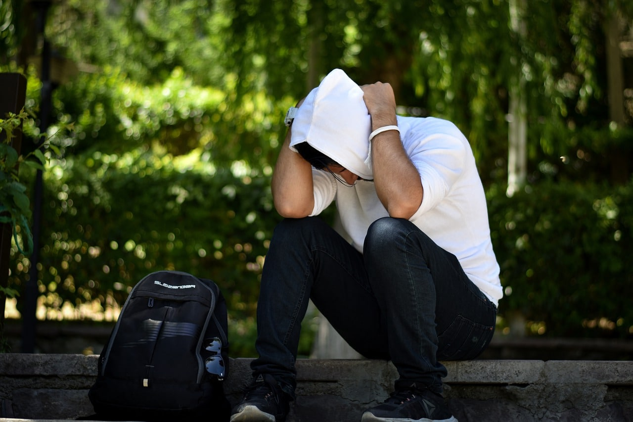 male infertility depression