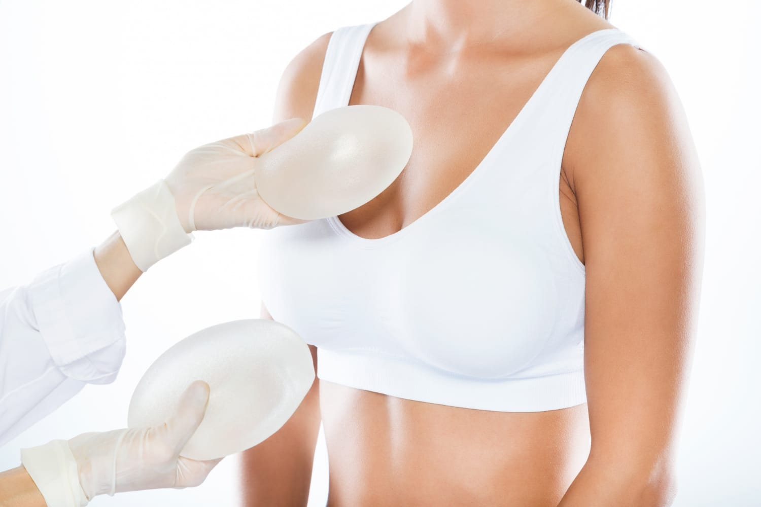 breast implant removal procedure and surgery